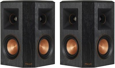 Klipsch RP-402S on-wall Surround/effects Speakers $600 list ! AUTHORIZED-DEALER (On Wall Speakers)