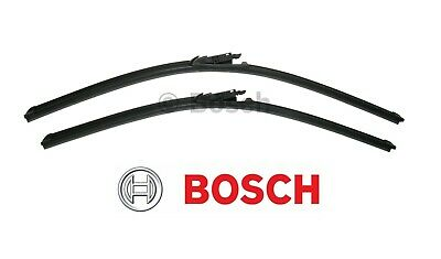 For Audi Q7 MB Sprinter 2500 Set 2 Front Windshield Wiper Blades Bosch