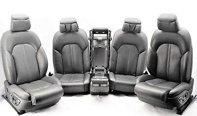 Audi A8 D4 S8 Sedan Leather Complete Interior Set Seats Massage Memory Ventil