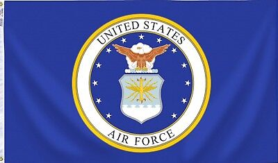 Annin Flagmakers 439010 Nyl - Glo United States Air Force 3 X 5 Flag