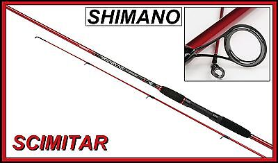 Shimano Scimitar AX Spinning 270 MH 15-50g 2,70m Spinnrute Rute Steckrute NEW