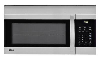 LG LMV1762ST - 1.7 Cu Ft Stainless Steel Over the Range Microwave...