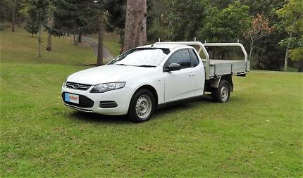 2013 Ford Falcon Ute FINANCE from $53 p/wk LPi ONE TONNE UTE LPG Worongary Gold Coast City Preview