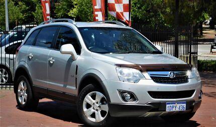 2011 Holden Captiva SUV Mount Hawthorn Vincent Area Preview