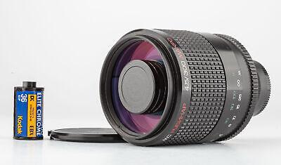 Rubinar MC 4,5/300mm Makro mirror-lens T2 Nikon SHP 63055
