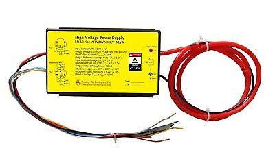 High Voltage Power Supply 24vn30kv1maw Full Modulation Range On Output Voltage
