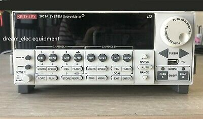 Keithley 2602a Dual-channel System Sourcemeter