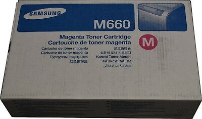 Used, Samsung CLPC660A Toner, 2000 Page-Yield, Magenta (SASCLPC660A) NEW for sale  Shipping to India