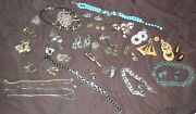 Antique Costume Jewelry Lot