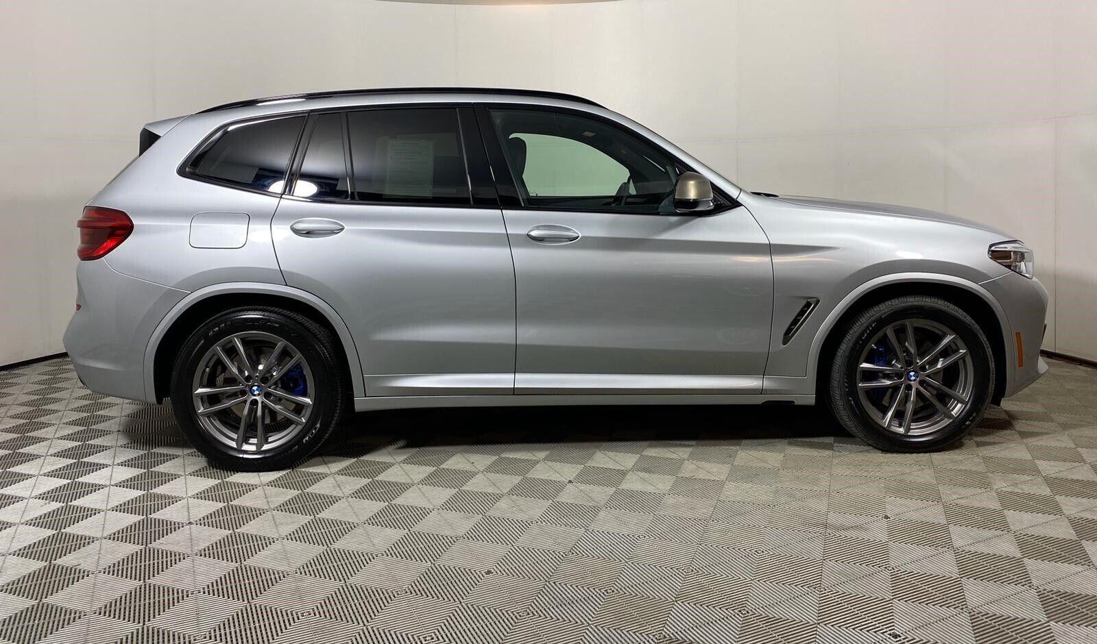 2020 BMW X3 M40i M40i