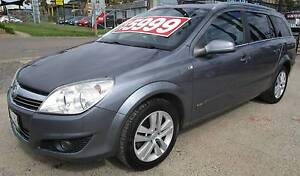 2008 Holden Astra Wagon Lonsdale Morphett Vale Area Preview