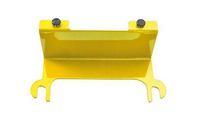 Lemon Peel License Plate Relocation Bracket Jeep Wrangler JK 07-18 Steinjager