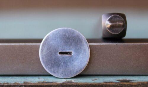 SUPPLY GUY 3mm Straight Line Metal Punch Design Stamp SGCH-3mmLine