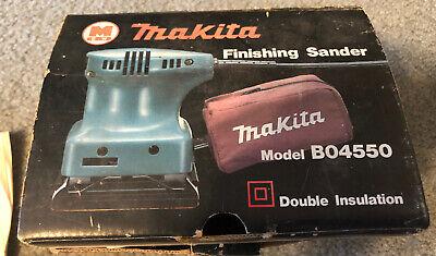 Makita Finishing Sander B04500
