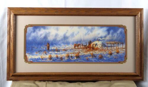 Calvin Toddy Original Painting