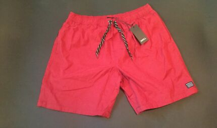 Red SWELL Shorts