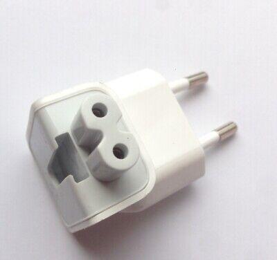 Adaptador Enchufe España Europa para Cargador Apple MacBook PRO Adapter iPod