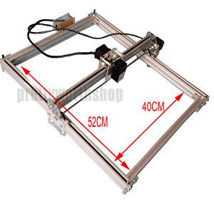NO VAT 40*50CM DIY 2.5W Graviermaschine Lasergravur Maschine Engraving Carving