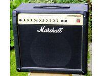 Marshall Valvestate AV2000 50 Watt guitar amp combi made in England