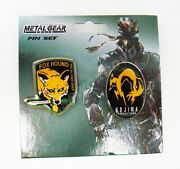 Metal Gear Solid Pin
