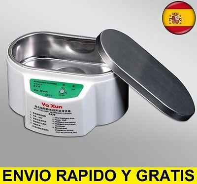 Limpiador ultrasónico Lavadora por Ultrasonido Cleaner 40KHz Profesional