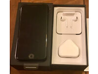 Brand New Boxed iPhone 7 in Jet Black Unlocked