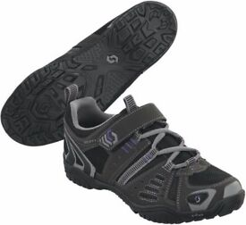 (2107) SCOTT TRAIL LADY WOMENS MOUNTAIN BIKING CYCLING SHOE Size: UK 7.5 EUR 41