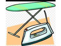 Sarah's ironing service