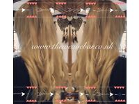 BESPOKE MOBILE HAIR EXTENSIONS SERVICES: FITTING, MAINTENANCE & REMOVAL