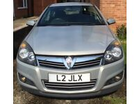 Vauxhall Astra 2007 1.6 Manual Petrol