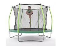 TP 10ft Trampoline with safety net, very good condition