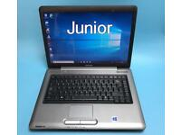 Toshiba Fast Laptop, 3GB Ram, 250GB, Dual-Core ,Windows 10 Microsoft office,VGood Condition