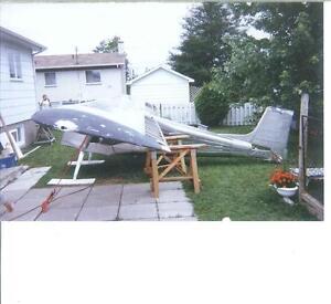 Avion à vendre (kit murphy rebel, complété à 90%).