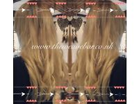BESPOKE PROFESSIONAL MOBILE HAIR EXTENSIONS SERVICES- FITTTING, MAINTENANCE & REMOVAL-