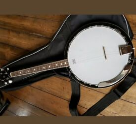 Stagg BJM30 4DL Banjo