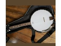 Stagg BJM30 4DL Banjo
