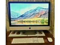 "iMac 27"" 5K, late 2015"