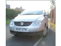 2007 Vw Fox 1.4 Petrol Genuine 38,650 Mot Oct 2017 In Daily Use Can Deliver LIKE A BRAND NEW CAR