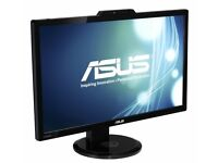 Asus VG278H 27-inch 3D Monitor, NVIDIA 3D Vision 2 Glasses and 3D LightBoost, 1920x1080, 120Hz
