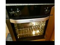 BELLING FAN OVEN & HOTPOINT GAS HOB . 11 MTHS OLD PERFECT. £120