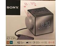 Alarm clock brand new and boxed