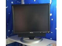 """Dell UltraSharp 2001FP 20.1"""" LCD Monitor with Dell AX510 Soundbar Speaker"""