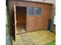 Forest 10x6ft Shed