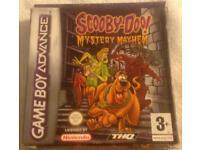 Scooby Doo Mystery Mayhem (Gameboy Advance)