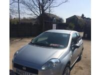 fiat grande punto 1.2, MOT till april only selling due to purchasing a new vehicle