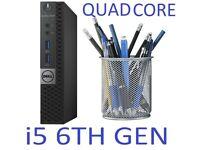 Dell Optiplex 3040 Intel core i5-6500T 2.5GHz 8GB 500GB HDD Windows 10 PRO