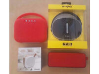 BLUETOOTH WIRELESS SPEAKERS WITH RECEIPT