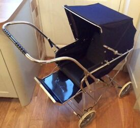 Silver Cross Parade Pushchair circa 1978