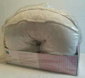 Mothercare Deluxe Multipurpose Pillow.
