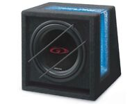**BRAND NEW SEALED - ALPINE SBG-1044BR - 10 INCH CAR SUBWOOFER SUB - BAND PASS AUDIO MUSIC SYSTEM**